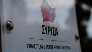 Ο ΣΥΡΙΖΑ καταδικάζει τη ρίψη χημικών στους συνταξιούχους