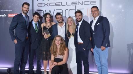 Warply: 8 Βραβεία στα Mobile Excellence Awards 2016