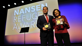 Ποιοι είναι οι δύο Έλληνες που βραβεύτηκαν από την Ύπατη Αρμοστεία