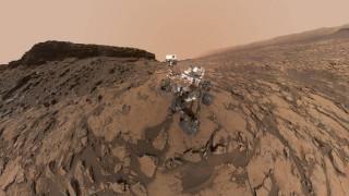 Το Curiosity σε νέα εξερεύνηση στον Άρη