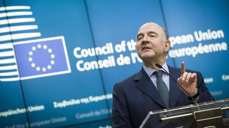 Μοσκοβισί: Να προχωρήσουν οι μεταρρυθμίσεις στην Ελλάδα
