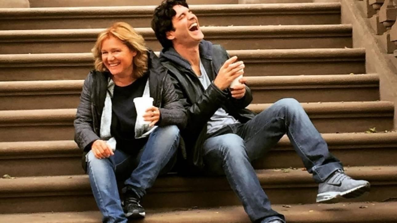 Παπακαλιάτης & Καβογιάννη κάνουν άνω κάτω τη Νέα Υόρκη για το ελληνικό σινεμά