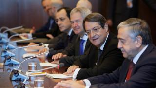 Αναστασιάδης: Το εδαφικό ενδεχομένως να συζητηθεί εκτός Κύπρου