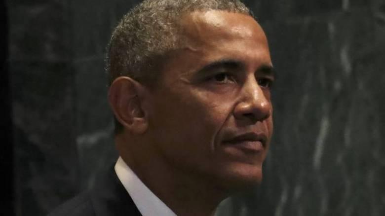 Αναβλήθηκε συγκέντρωση στήριξης του Ομπάμα στην Κλίντον λόγω του τυφώνα Μάθιου