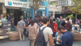 Διαδήλωση στην Κωνσταντινούπολη μετά το κλείσιμο ενός φιλοκουρδικού τηλεοπτικού δικτύου