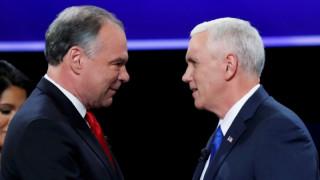Εκλογές ΗΠΑ 2016-Τιμ Κέιν vs Μάικ Πενς στη μάχη των αντιπροέδρων