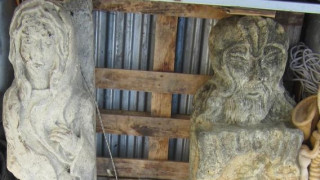 Πλήγμα σε διεθνές κύκλωμα αρχαιοκαπήλων από την Ασφάλεια Πατρών (vid&pics)