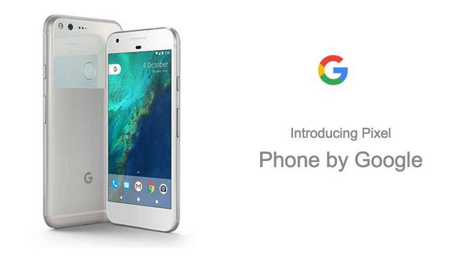 Google Pixel Carphone scree 970 80
