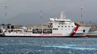 Βρέφη γεννήθηκαν σε πλοίο της ιταλικής Ακτοφυλακής