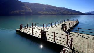 Κανάς: H λίμνη μισοφέγγαρο στα όρη Αλτάι