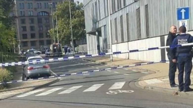 Έληξε ο συναγερμός στις Βρυξέλλες μετά την απειλή για βόμβα