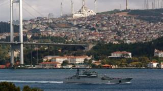 Ρωσικές κορβέτες μεταφέρουν πυραύλους στη Μεσόγειο