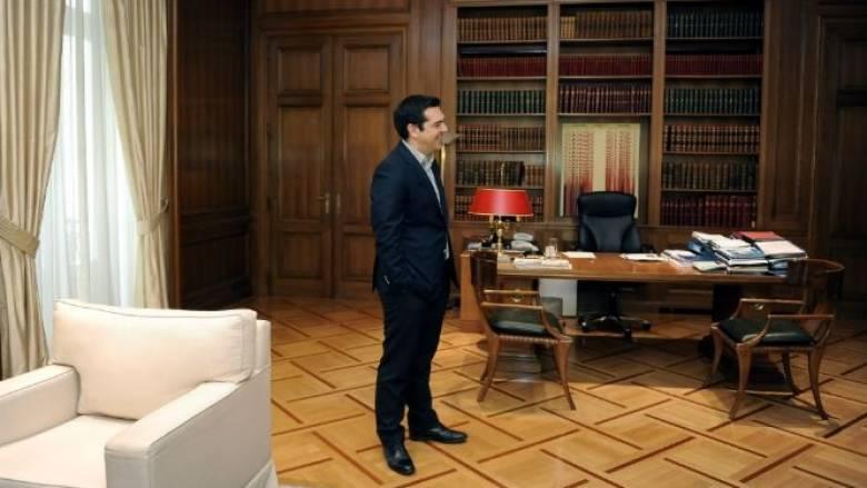 Συζήτηση σε χαλαρό κλίμα με τους βουλευτές του ΣΥΡΙΖΑ θα έχει ο Τσίπρας