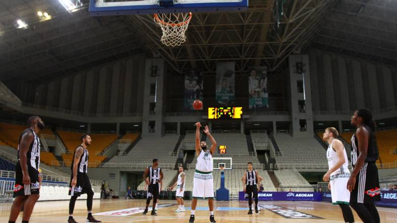 Παναθηναϊκός, Ολυμπιακός και Άρης προκρίθηκαν στους 4 του Κυπέλλου Ελλάδας στο μπάσκετ