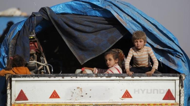 Η ΕΕ επιδιώκει παράδοση ανθρωπιστικής βοήθειας στο Χαλέπι