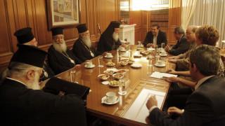 Αλ. Τσίπρας: Το μέτωπο με την Eκκλησία έκλεισε...κοιτάει τα του οίκου του