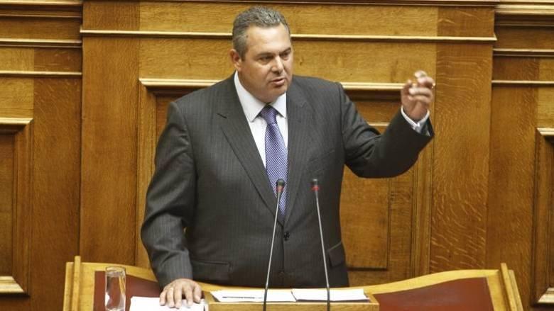 Π.Καμμένος: Ο Καλογρίτσας, παρουσία του Βενιζέλου, μου ζήτησε να μπω στην κυβέρνηση ΝΔ-ΠΑΣΟΚ