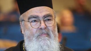 Μητροπολίτης Δωδώνης: Να απελευθερωθεί η Εκκλησία από τους νόμους του κράτους