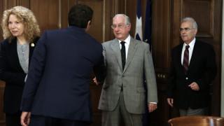 Υπόνοιες για απόπειρα χειραγώγησης Δικαστών αφήνει ο πρόεδρος του ΣτΕ