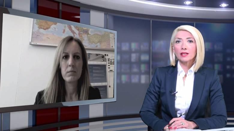 Η Ελληνίδα της Europol στο CNN Greece