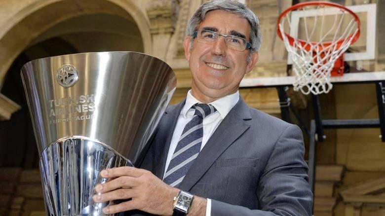 Σπανούλης και Μπουρούσης κλέβουν το τρόπαιο της Euroleague
