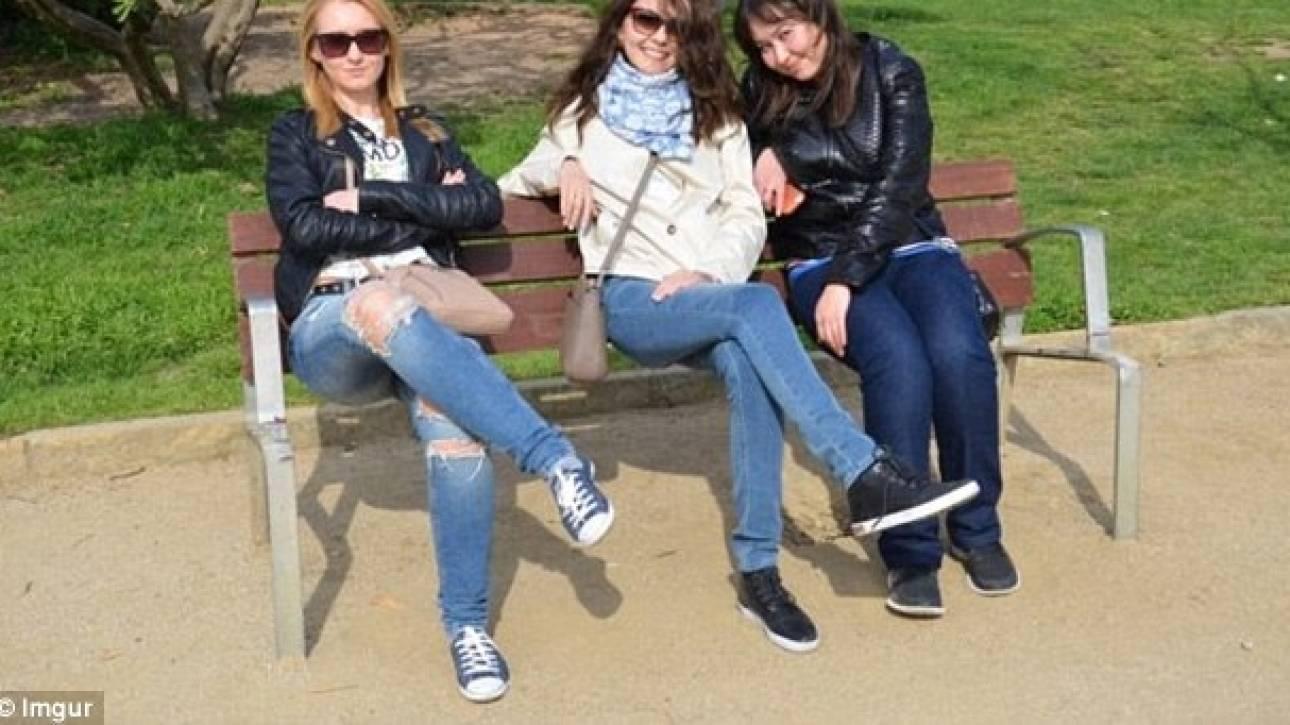 Η φωτογραφία με τις τρεις γυναίκες που έγινε viral