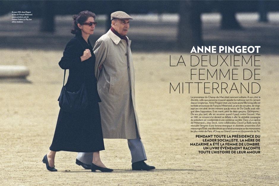 Anne Pingeot la deuxieme femme de Mitterrand article landscape pm v8 copy