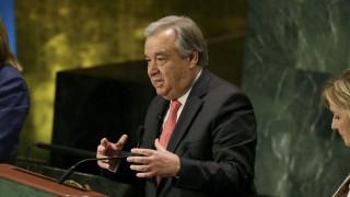 Ο Αντ. Γκουτέρες και επίσημα νέος γενικός γραμματέας του ΟΗΕ