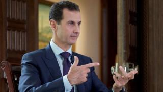 Ο Άσαντ δεσμεύεται να ανακαταλάβει όλα τα εδάφη της συριακής επικράτειας