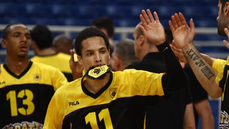 Με την ΑΕΚ συμπληρώθηκε η τετράδα του Κυπέλλου Ελλάδας στο μπάσκετ