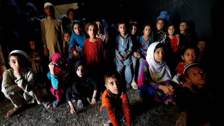 Αφγανιστάν: 10.000 άμαχοι εγκατέλειψαν τα σπίτια τους λόγω επιθέσεων των Ταλιμπάν
