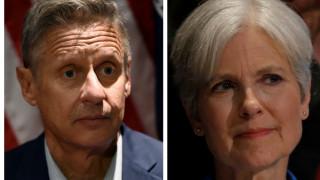 Εκλογές ΗΠΑ 2016: Πράσινοι και Φιλελεύθεροι τα… μεγάλα μικρά κόμματα που κατεβάζουν υποψήφιους