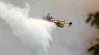 Πυρκαγιά σε εξέλιξη στο Πικέρμι Αττικής