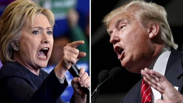 Εκλογές ΗΠΑ 2016: Παρακολουθήστε ζωντανά στο CNN Greece το δεύτερο ντιμπέιτ Κλίντον-Τραμπ