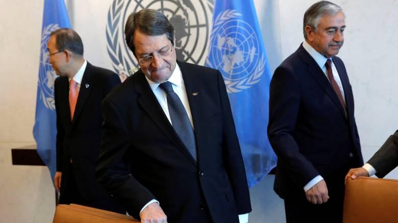 Αναστασιάδης: Οφείλουμε να εξαντλήσουμε όλα τα περιθώρια για την εξεύρεση λύσης