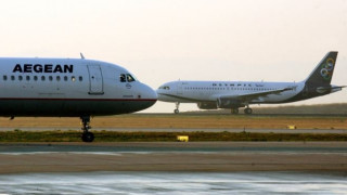 Αυτές οι πτήσεις ακυρώνονται λόγω της απεργίας των ελεγκτών εναέριας κυκλοφορίας