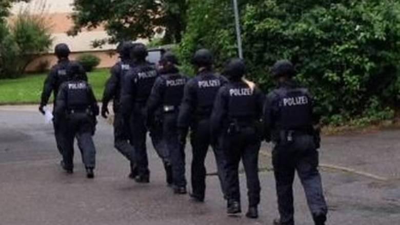 Συναγερμός στη Γερμανία-  Η αστυνομία απέκλεισε κατοικημένη περιοχή