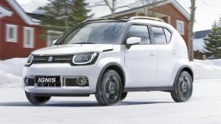 Το πιο μικρό SUV της Suzuki, το νέο Ignis, έχει μήκος 3,70 μέτρων και κινητήρα 1.200 κυβικών