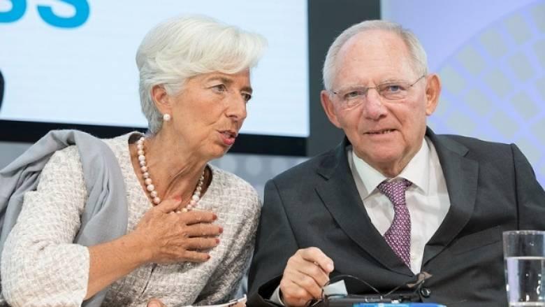 «Καθυστερήσεις» κρατά ο Σόιμπλε για το χρέος
