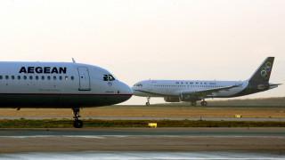 Κανονικά οι πτήσεις Aegean - Olympic Air μετά την αναστολή των απεργιακών κινητοποιήσεων