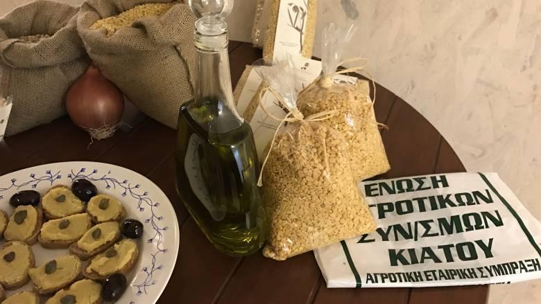 Η φάβα Φενεού είναι το 269ο ελληνικό προϊόν Προστατευόμενης Γεωγραφικής Ένδειξης