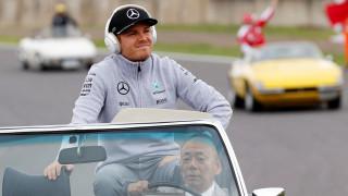 F1: πιο κοντά στον τίτλο ο Ρόσμπεργκ με τη νίκη του στην Ιαπωνία