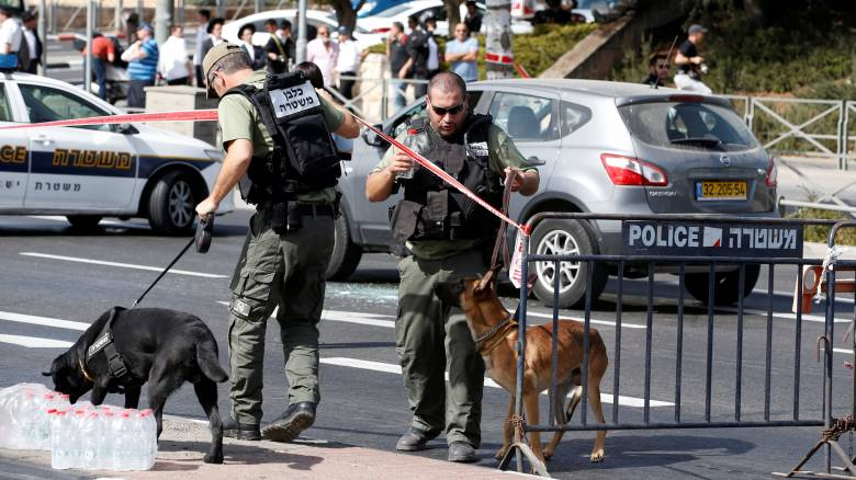 Τρομοκρατική επίθεση στην Ιερουσαλήμ