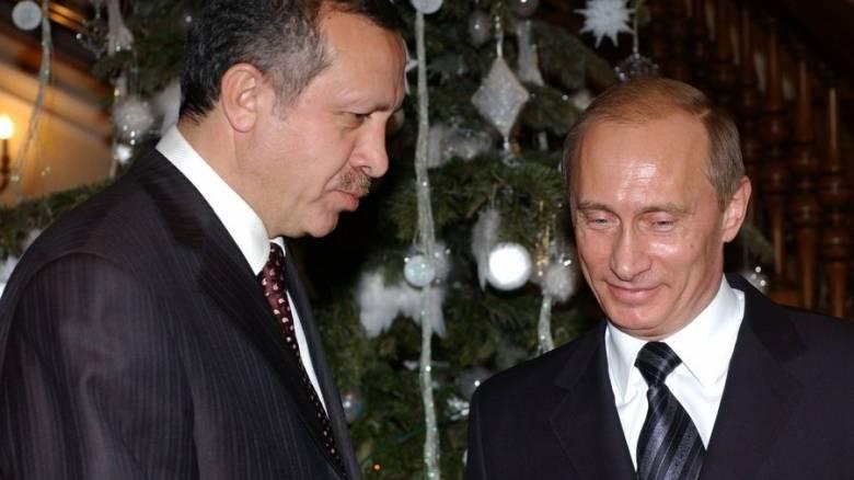 Πρώτη επίσκεψη Πούτιν στην Τουρκία μετά την κατάρριψη του πολεμικού αεροσκάφους