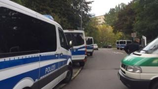 Νέα αστυνομική επιχείρηση στη Γερμανία- Ανακρίνεται ένας άνδρας