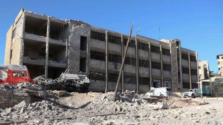 Ρωσία: Το σχέδιο που υπέβαλε η Γαλλία στον ΟΗΕ προστατεύει τους τζιχαντιστές στο Χαλέπι