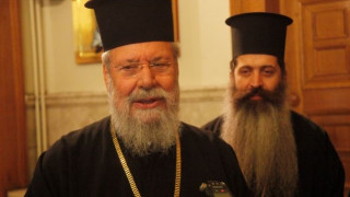 Αρχιεπίσκοπος Κύπρου: «Κόκκινη γραμμή» για την Εκκλησία η εκ περιτροπής προεδρία