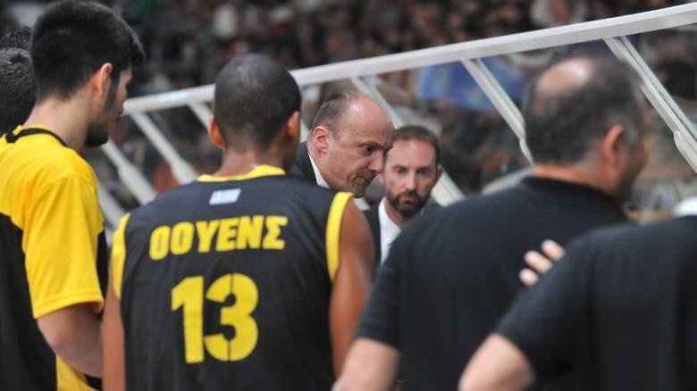 """Α1 μπάσκετ: """"κάθαρισε"""" στο τέλος η ΑΕΚ στην Πάτρα απέναντι στον Απόλλωνα"""