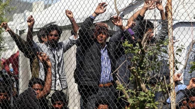 Αλγερινοί μετανάστες στη Μυτιλήνη κατηγορούνται για βιασμό και κλοπή