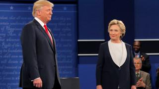 Εκλογές ΗΠΑ 2016: Το δεύτερο debate Χίλαρι - Τραμπ
